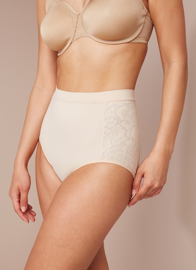 Maidenform - Firm Tame Your Tummy corrigerende tailleslip - Beige