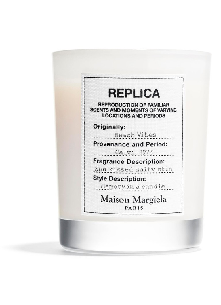 Maison Margiela - REPLICA - Beach Vibes - Limited Edition geurkaars - null