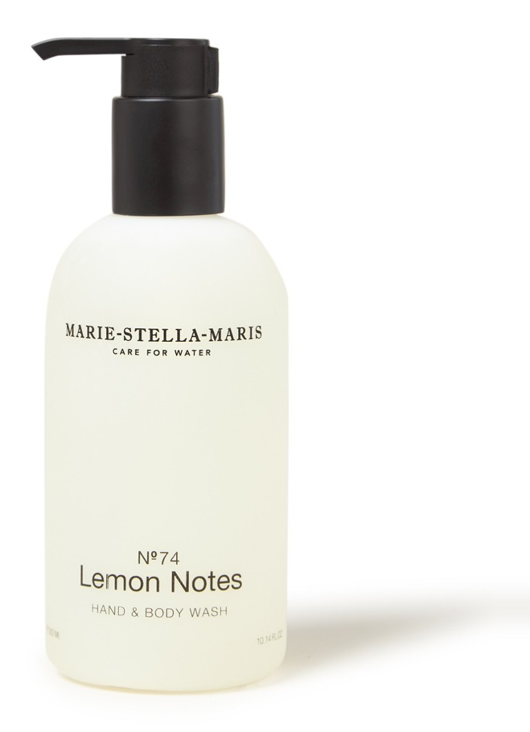 Marie-Stella-Maris - No.74 Lemon Notes handzeep & douchegel 300 ml -
