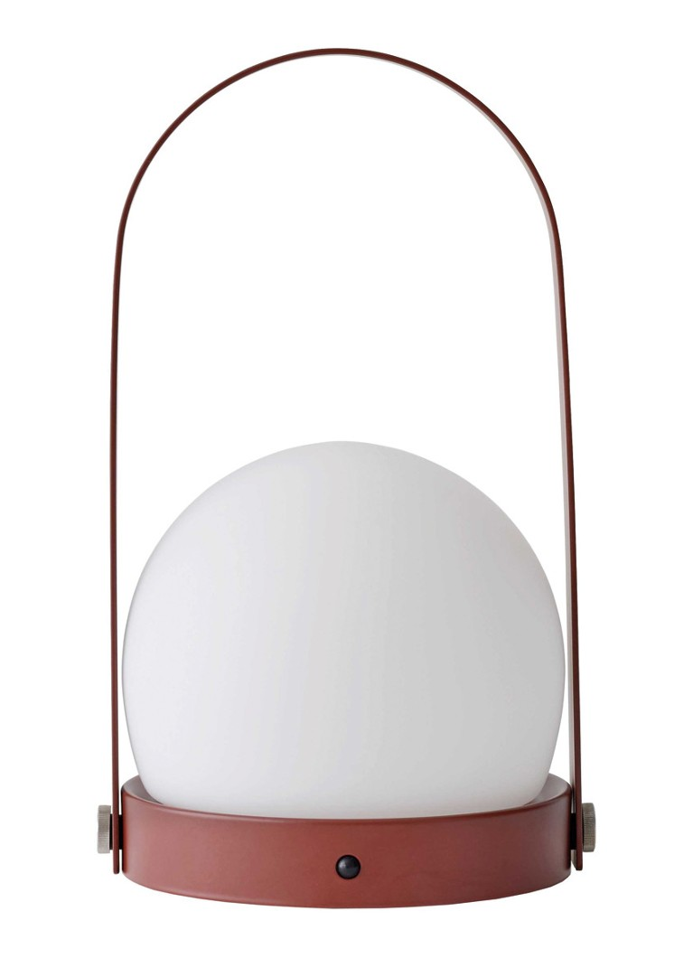 Menu - Carrie tafellamp LED - Rood