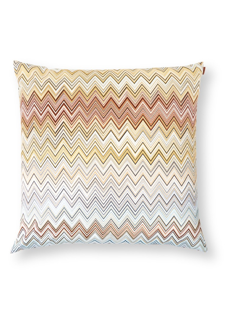 Missoni Home - Coussin décoratif Jarris 60 x 60 cm - Orange