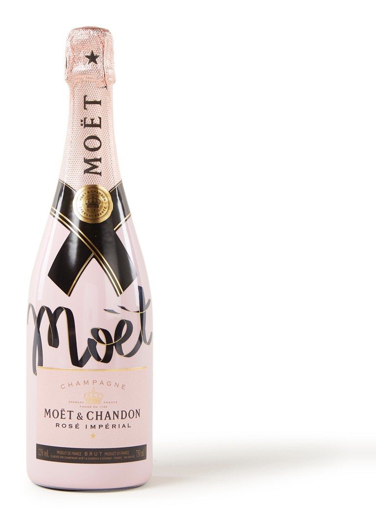 Moët & Chandon - Living Ties Champagne Rosé Impérial 750 ml - null