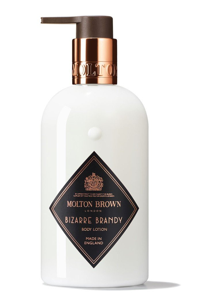 Molton Brown - Bizarre Brandy Body Lotion - Limited Edition bodylotion -
