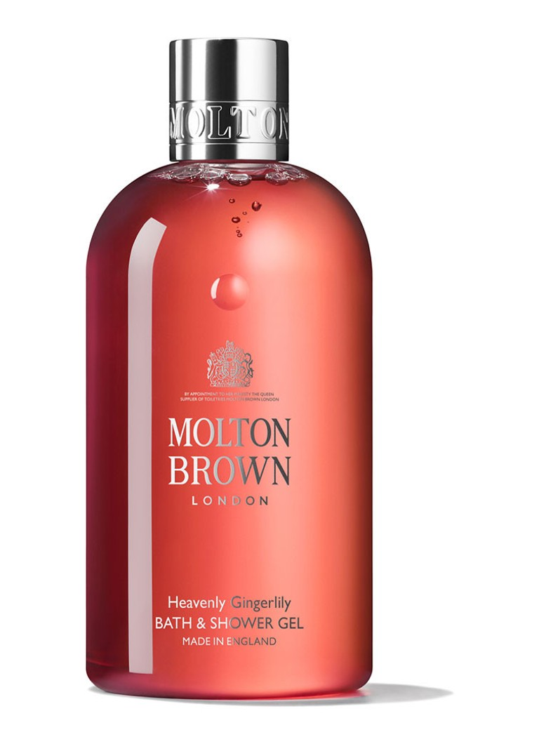 Molton Brown - Heavenly Gingerlily Shower Gel - douchegel -