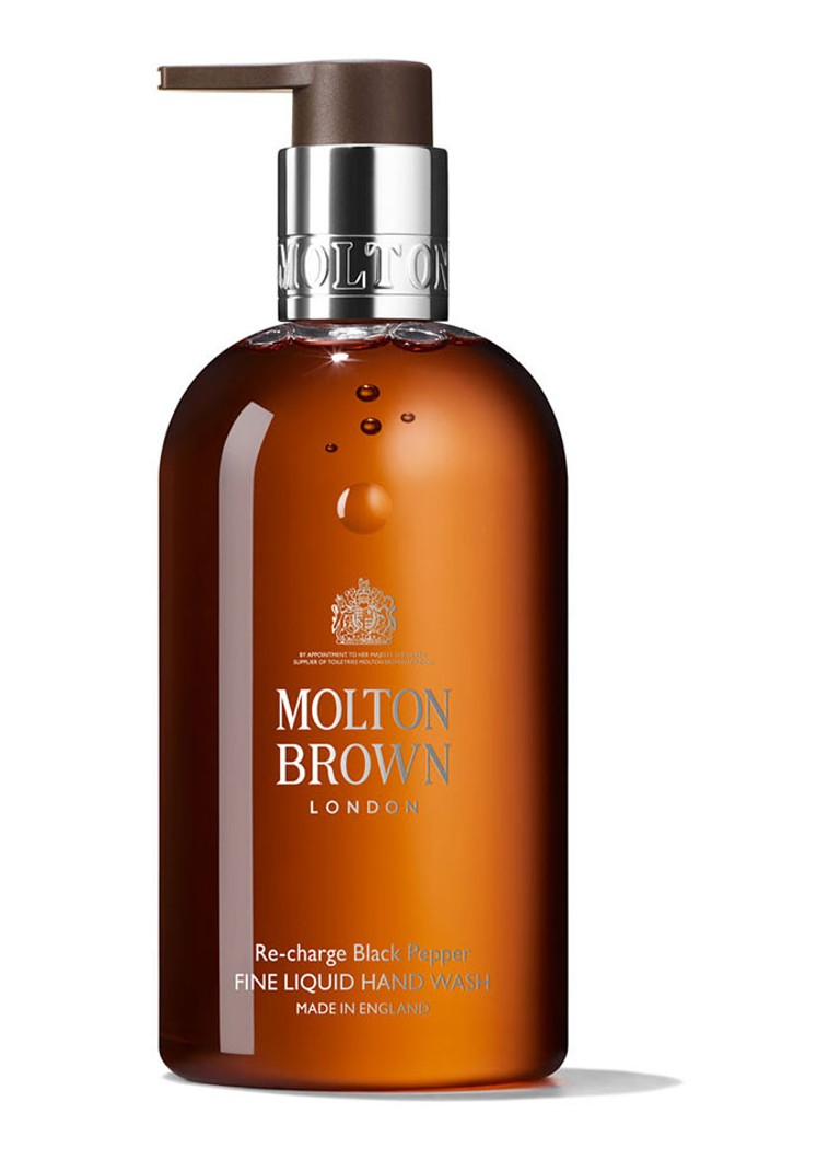 Molton Brown - Re-Charge Black Pepper Hand Wash - handzeep -