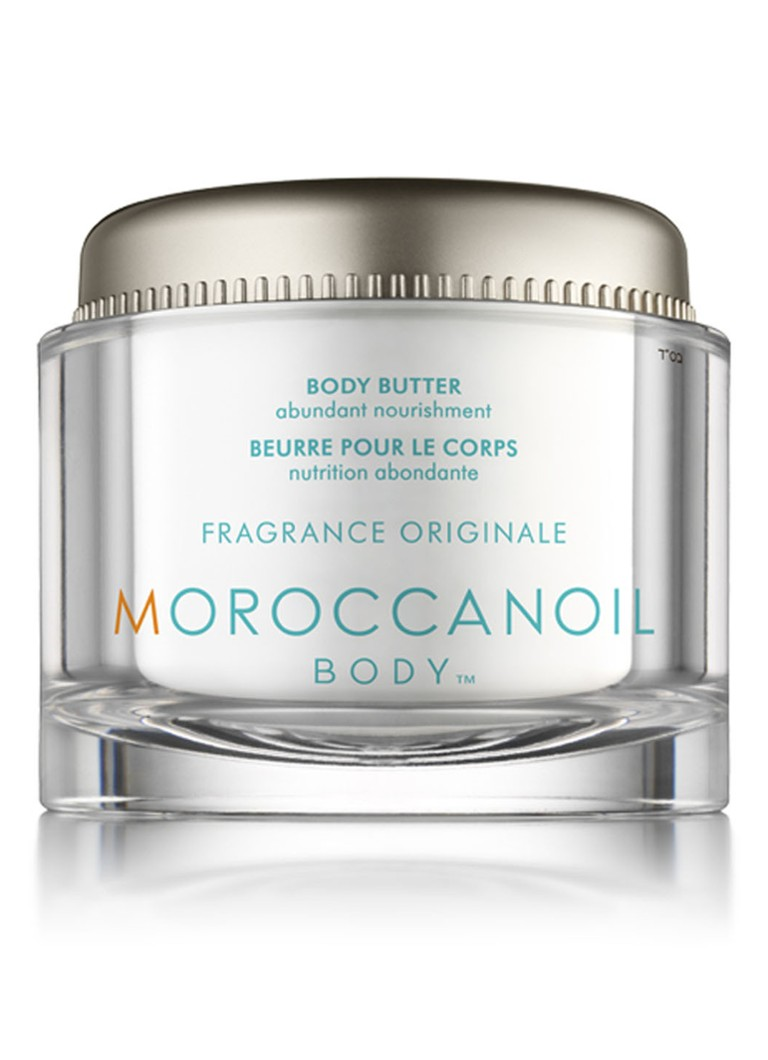 Moroccanoil - Body Butter Fragrance Originale - bodybutter - null