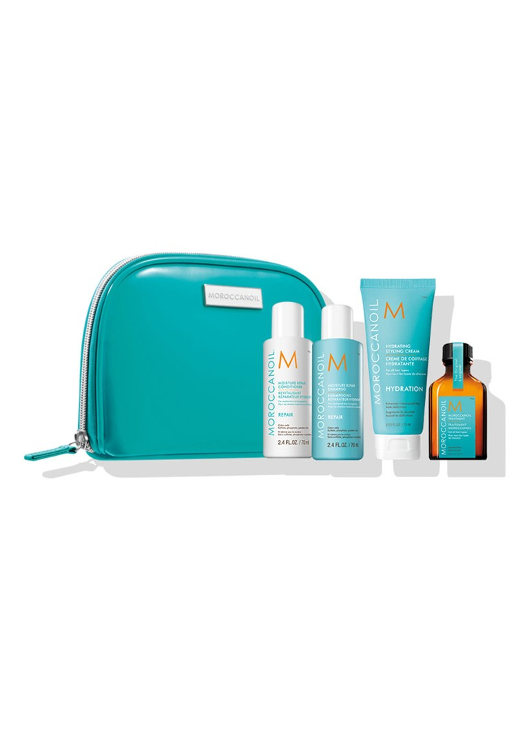 Moroccanoil - Destination Travel Kit: Repair - haarverzorgingsset -