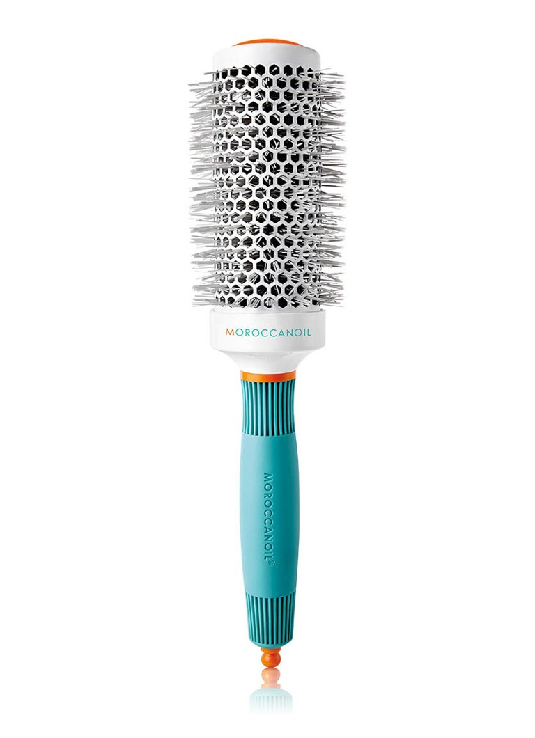 Moroccanoil - Ionic + Ceramic Thermal Round Brush D45 45 mm - keramische föhnborstel - Wit