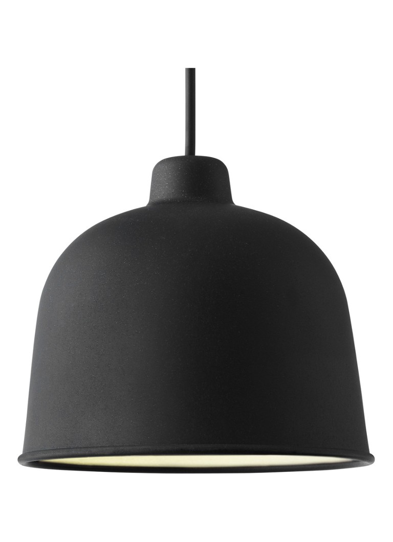 Muuto - Suspension Grain LED - Zwart