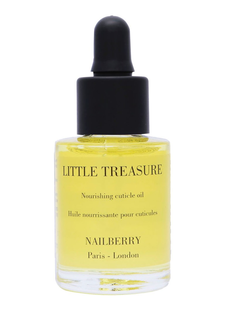 Nailberry - Little Treasure Cuticle Oil - nagelriem olie - null