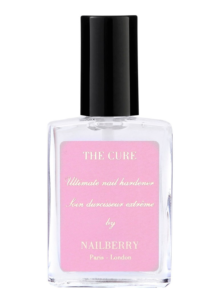 Nailberry - The Cure Nail Hardener - nagelverharder - null