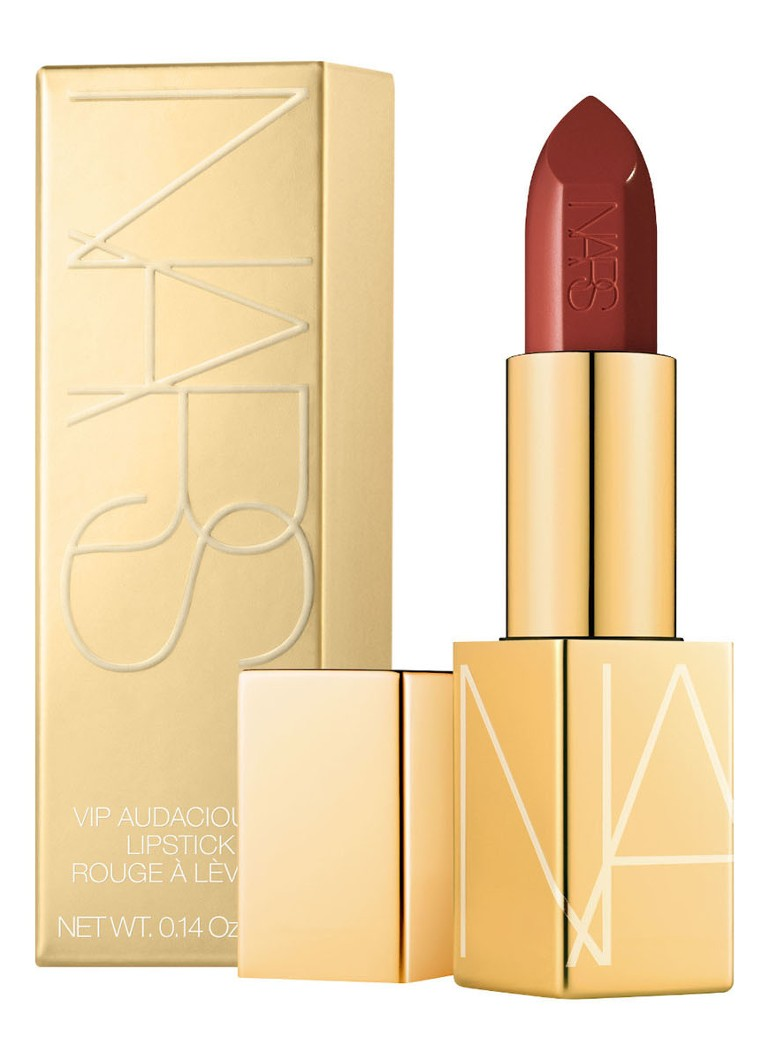 NARS - Dressed to Thrill Holiday Collection - Audacious VIP Limited Edition Lipstick - Mona