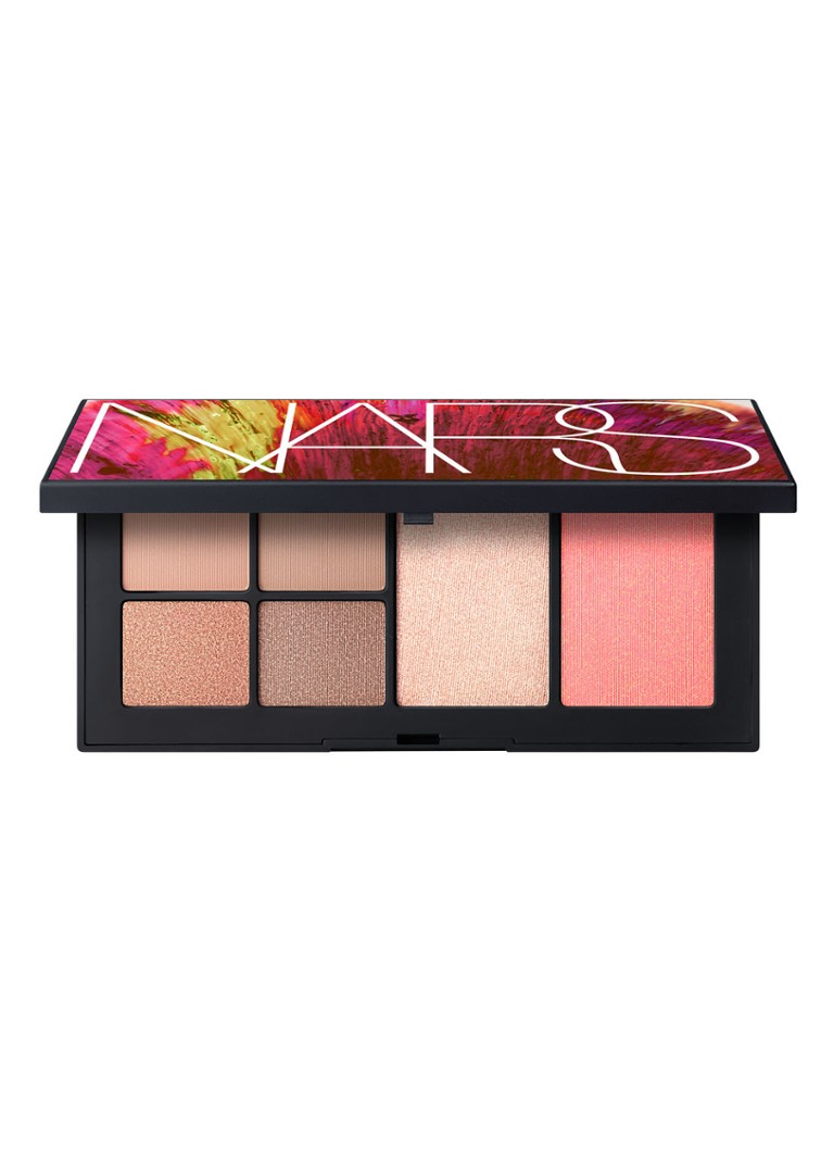 NARS - Lost in Luster Face Palette - Limited Edition make-up palette -