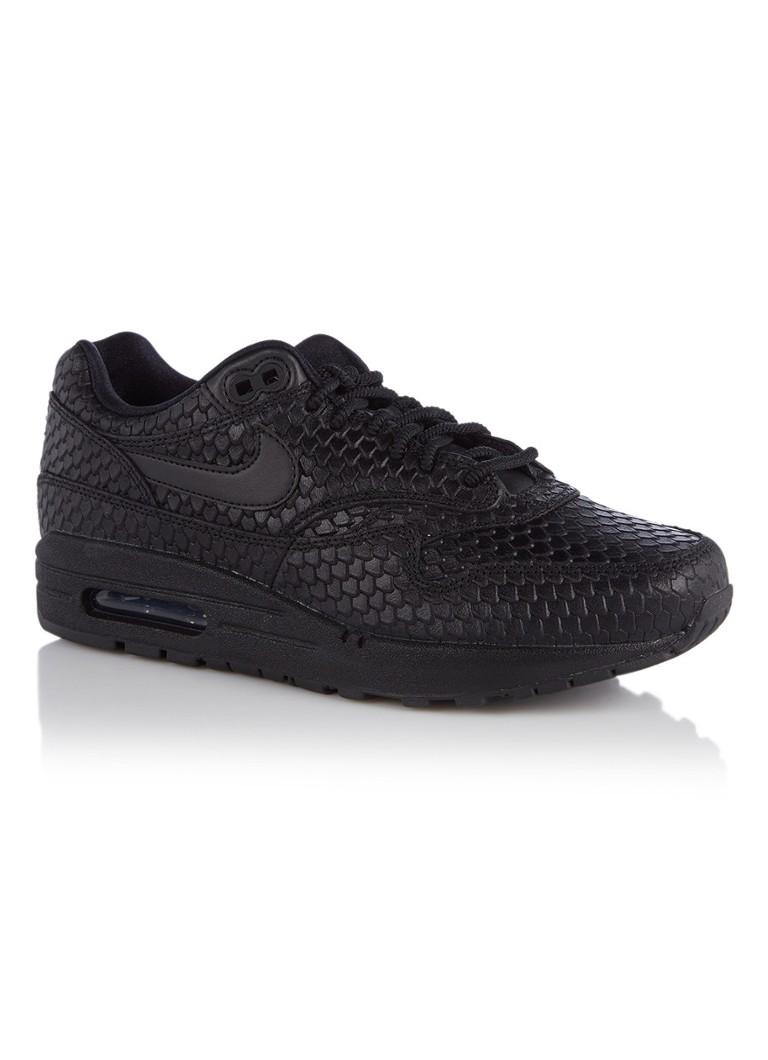 best cheap 39aa2 db469 Nike Air Max 1 Premium sneaker van leer • de Bijenkorf