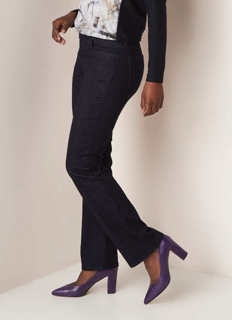 NYDJ - NYDJ Marilyn high waist straight fit jeans - Indigo