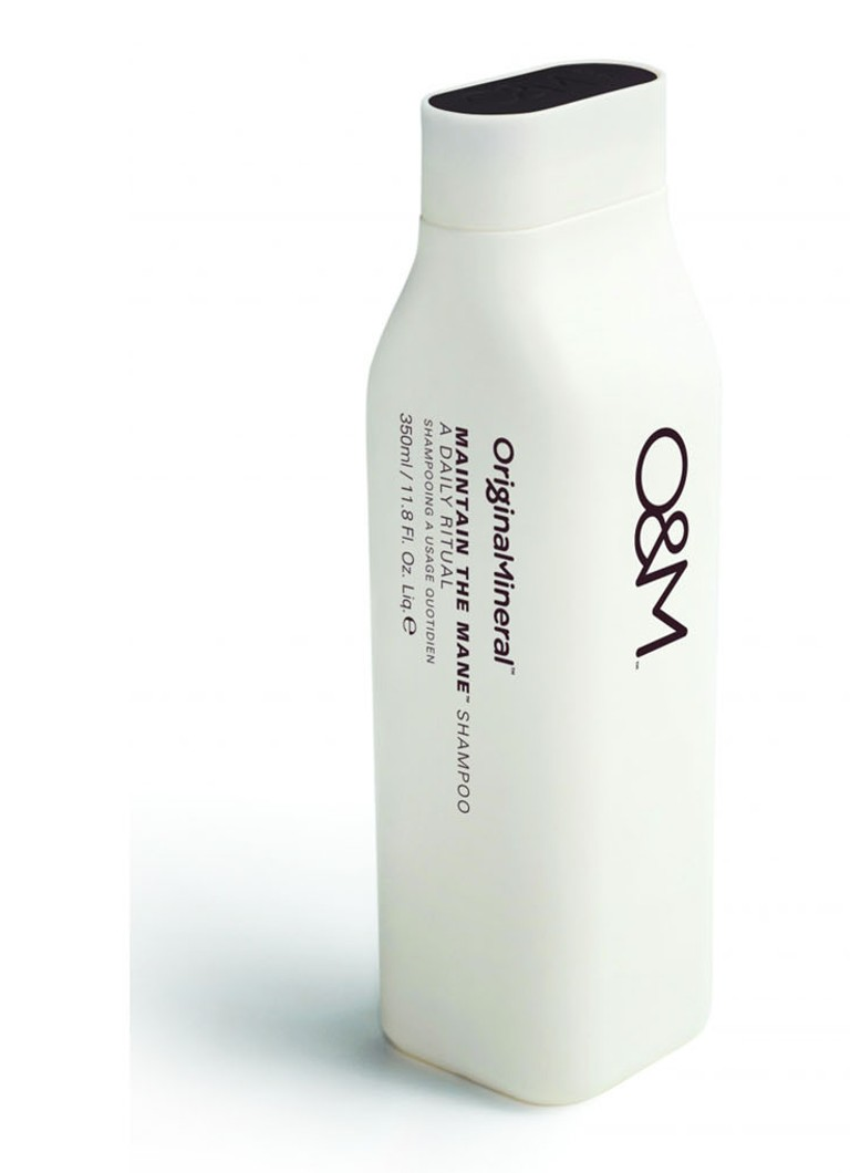 Original & Mineral - Maintain the Mane Shampoo - stap 2 - hydraterende & kleurveilige shampoo - null