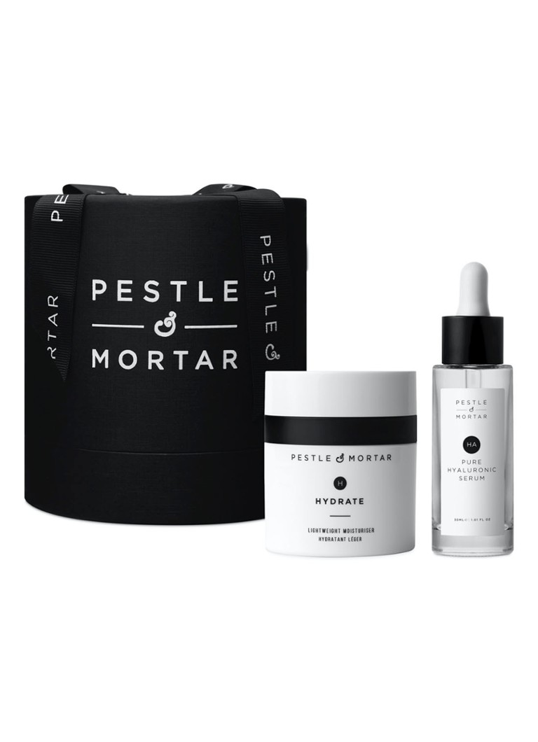 Pestle & Mortar - Hydrating Duo Set - verzorgingsset - null