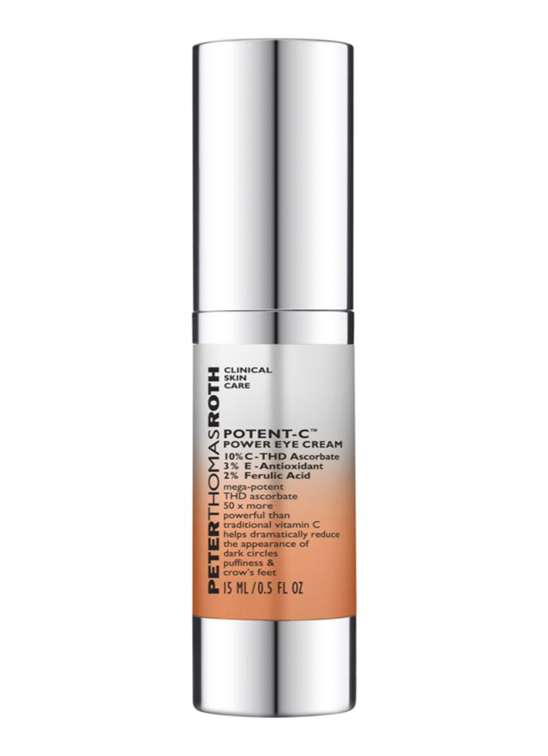 Peter Thomas Roth - Potent C Power Eye Cream - oogcrème - null