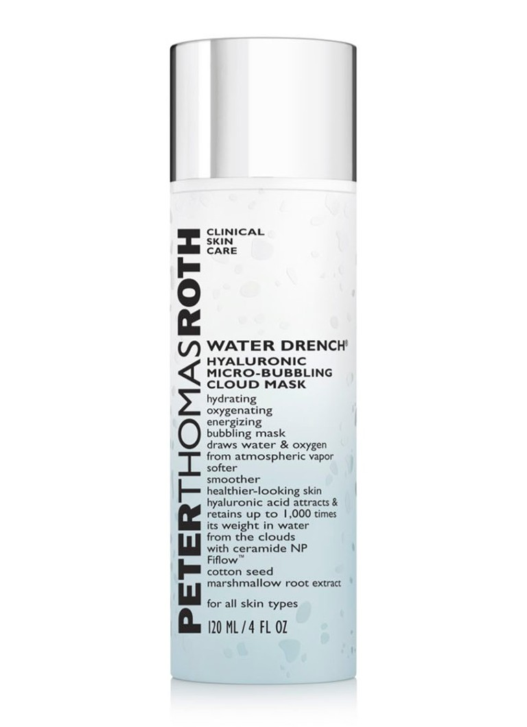Peter Thomas Roth - Water Drench Micro-Bubbling Cloud Mask - masker - null