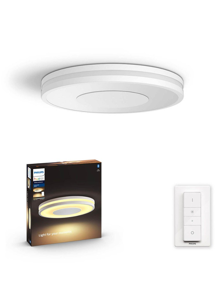 Philips Hue - Lampe de plafond Being - Blanc