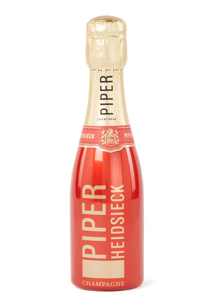 Piper-Heidsieck - Cuvée Brut champagne piccolo 200 ml - null