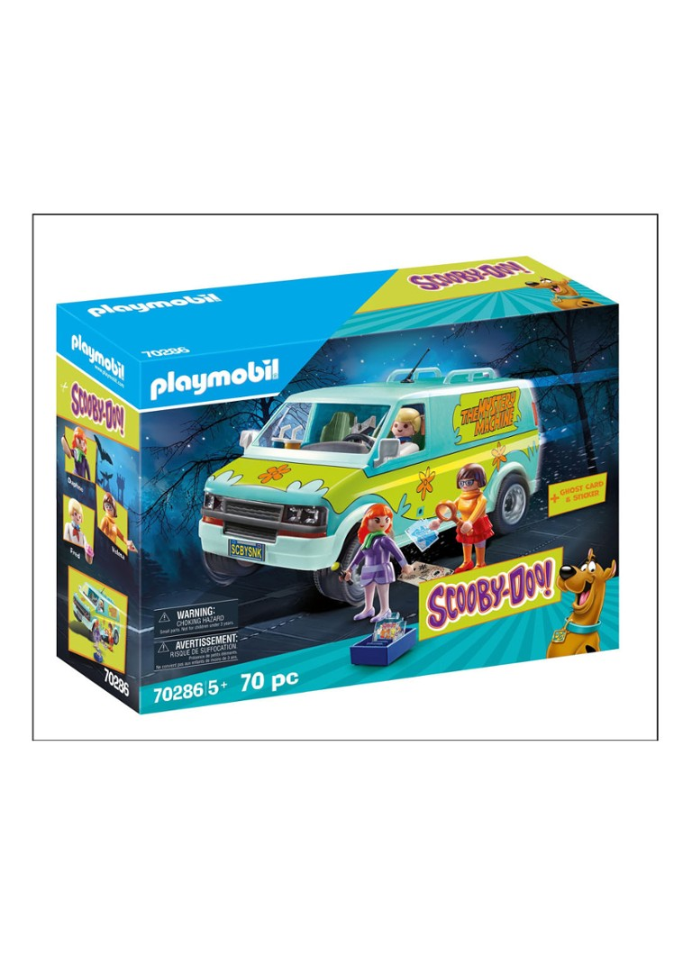 Playmobil - 70286 SCOOBY-DOO! Mystery Machine - null