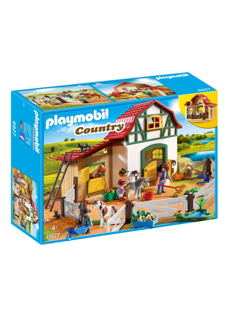 Playmobil - Ponypark - null