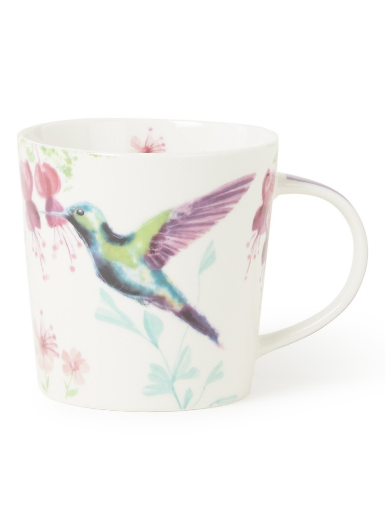 ppd - Hummingbird mok 35 cl - Wit