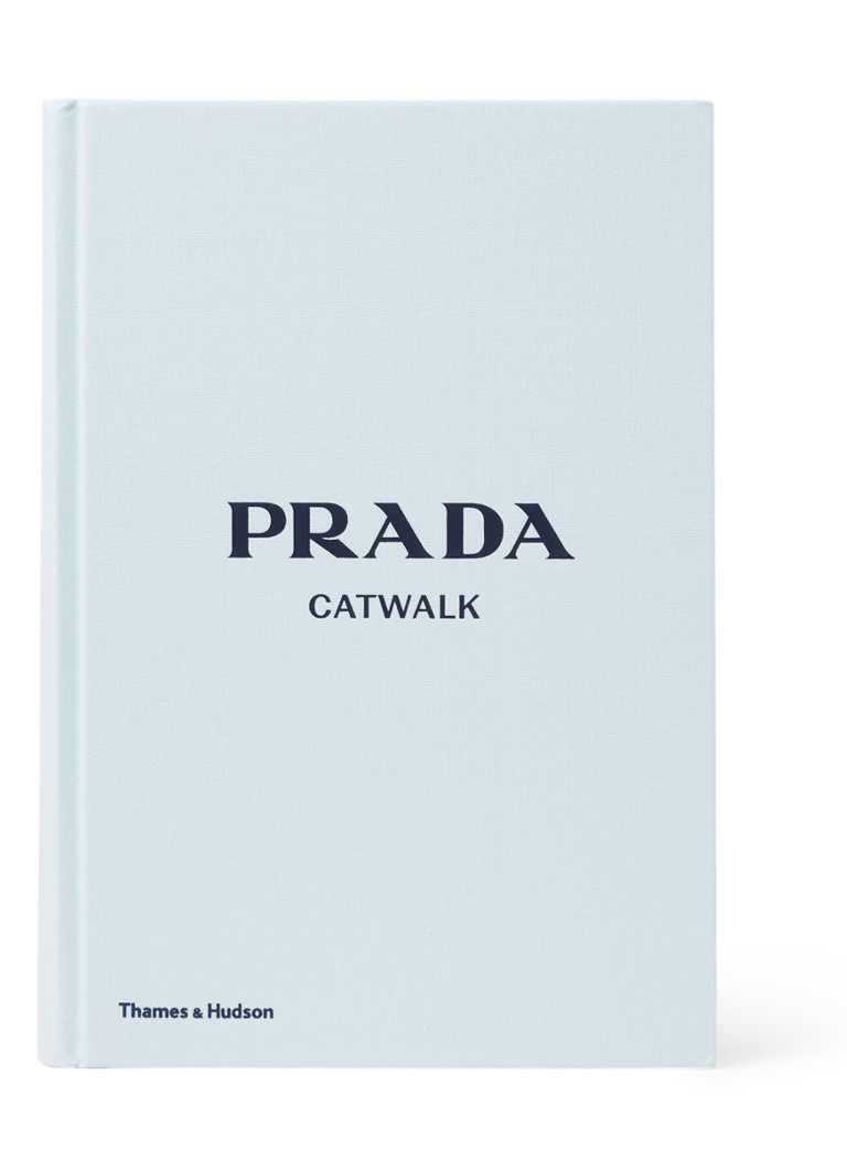 undefined - Prada Catwalk - The Complete Collections - Lichtblauw