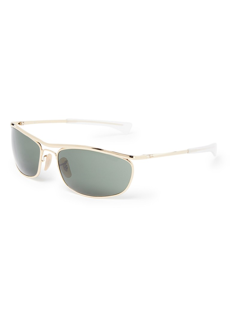Ray-Ban - Lunettes de Soleil Olympian RB3119 - Or