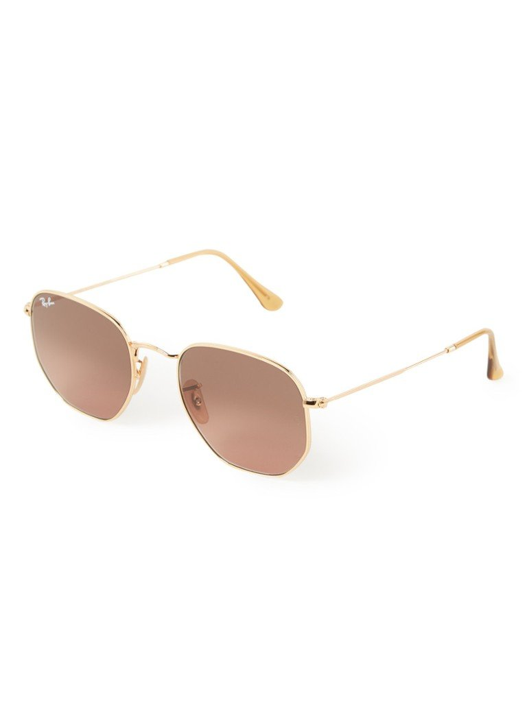 Ray-Ban - Lunettes de Soleil RB3548N - Or