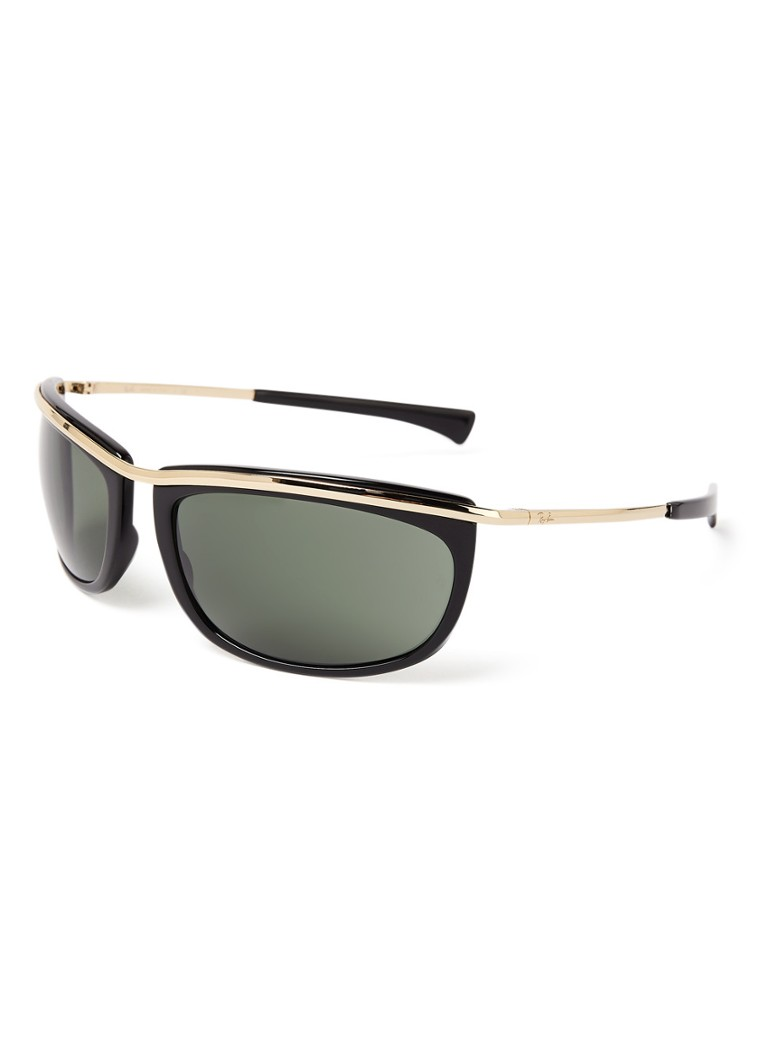 Ray-Ban - Olympian zonnebril RB2319 - Zwart