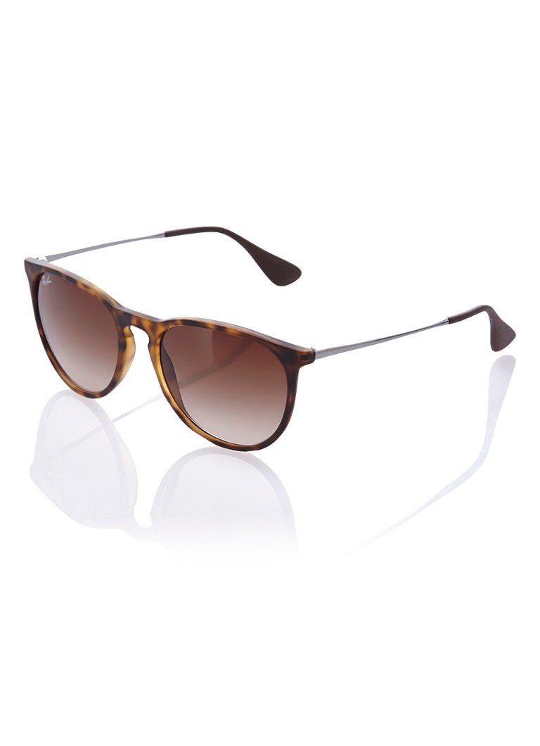 Ray-Ban - Zonnebril Erika 0RB4171 865/13 54 - Bruin