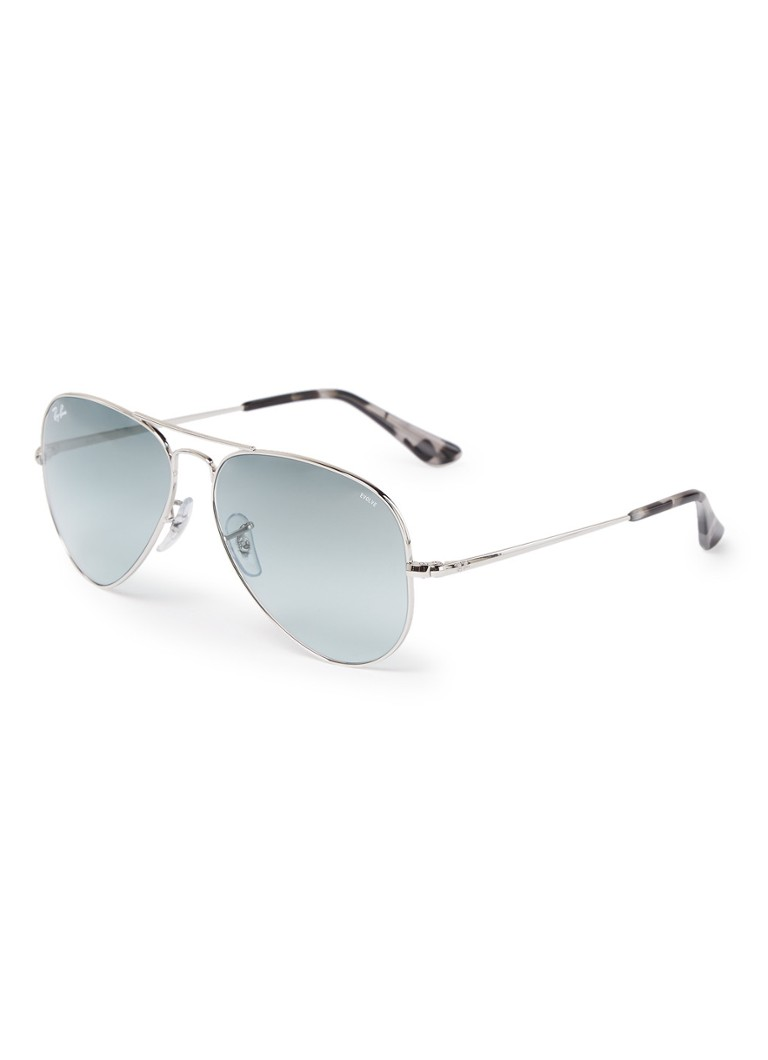Ray Ban - Zonnebril RB3689 - Zilver