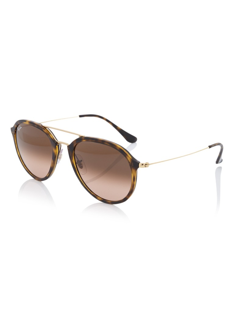 Ray-Ban - Zonnebril RB4253 - Bruin