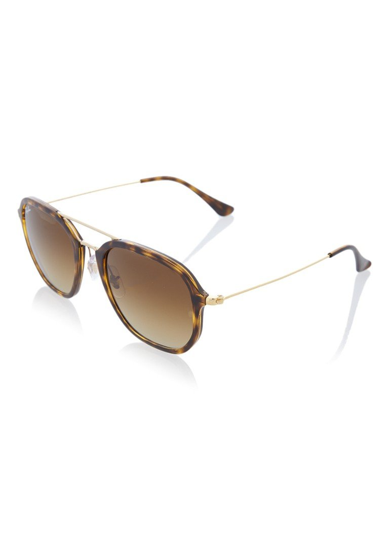 Ray-Ban - Zonnebril RB4273  - Bruin