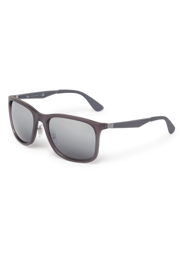 Ray-Ban - Zonnebril RB4313 - Antraciet