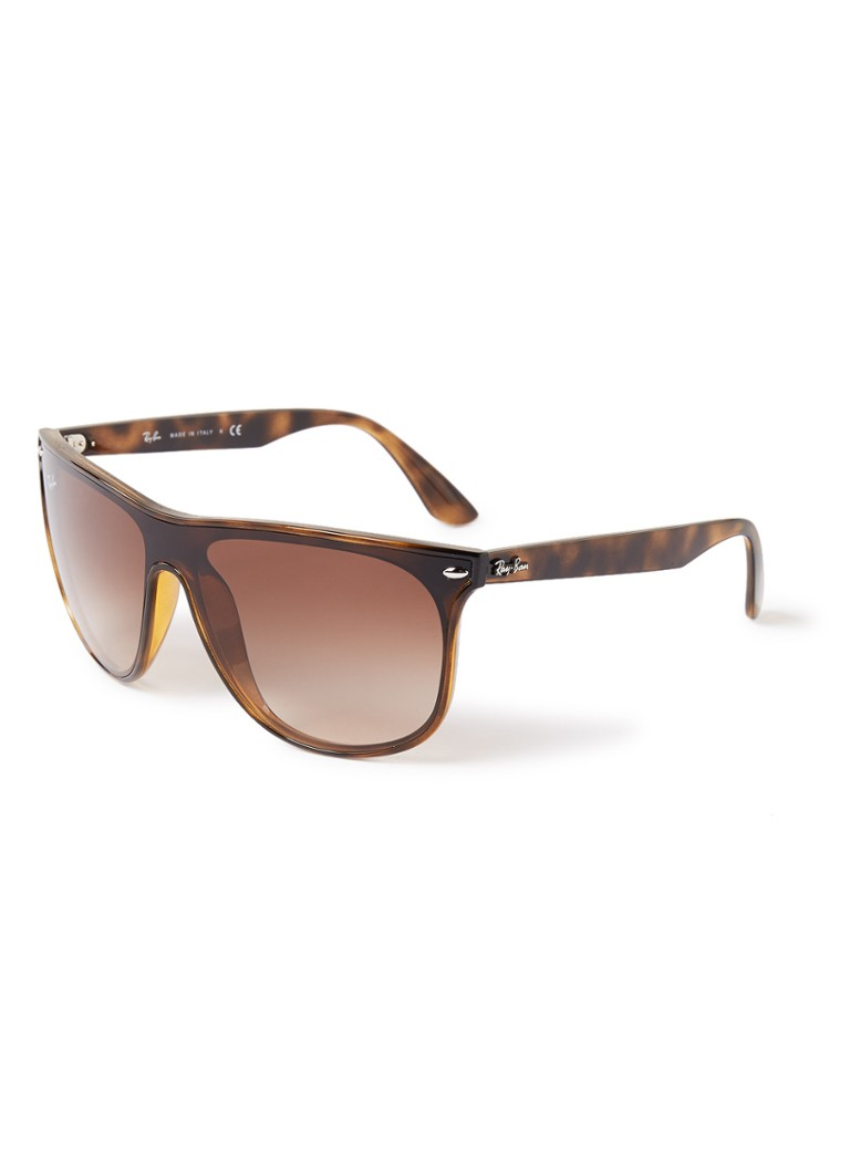 Ray Ban - Zonnebril RB4447N - Bruin