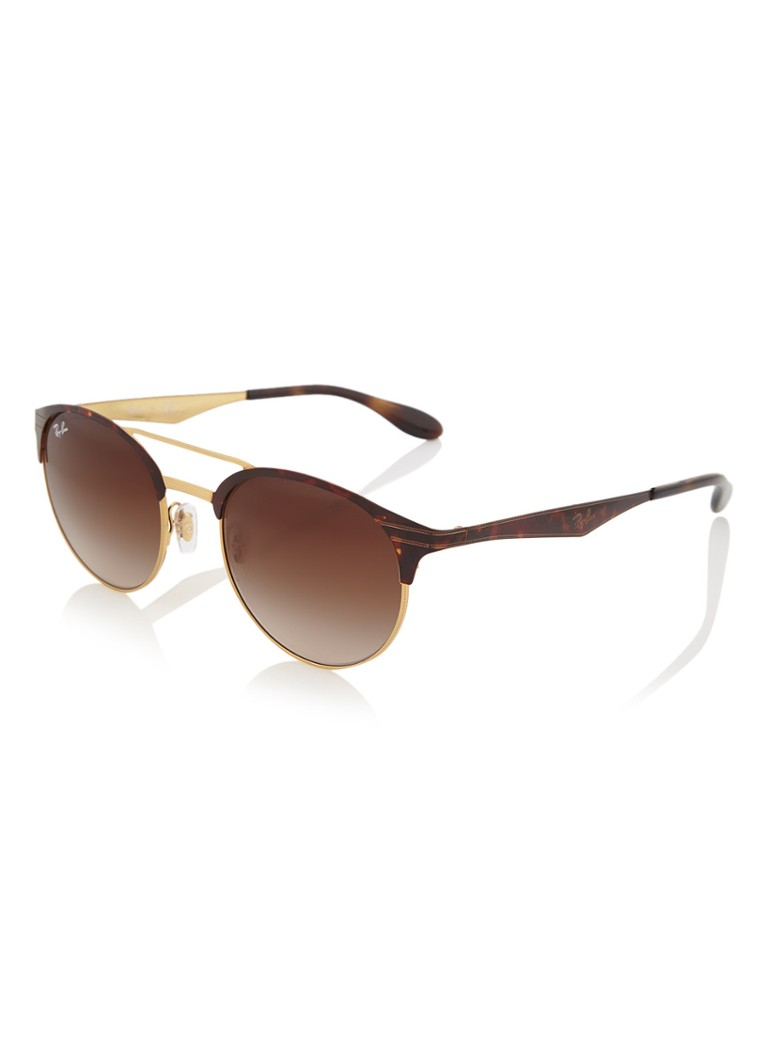 Ray-Ban - Zonnebril Retro RB3545 - Bruin