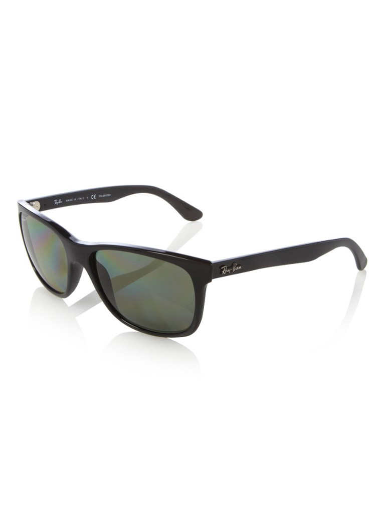 Ray-Ban - Zonnebril Sun Collection gepolariseerd RB4181 - Zwart