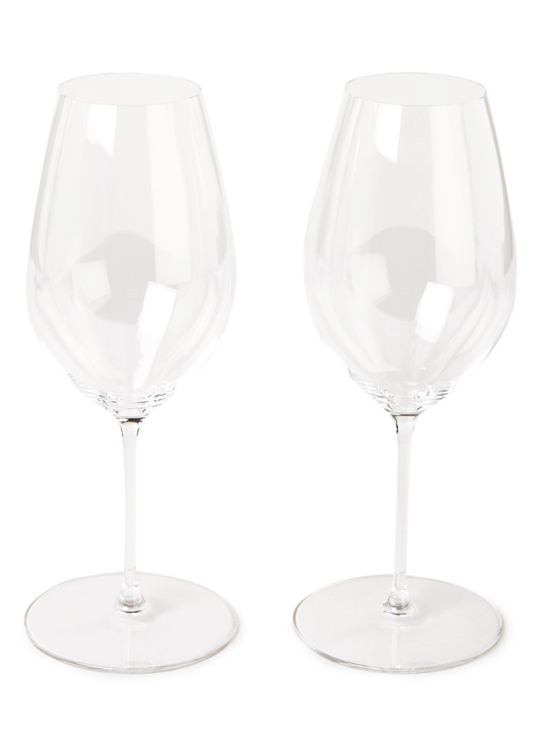 Riedel - Performance witte wijn glas 63 cl set van 2 - Transparant