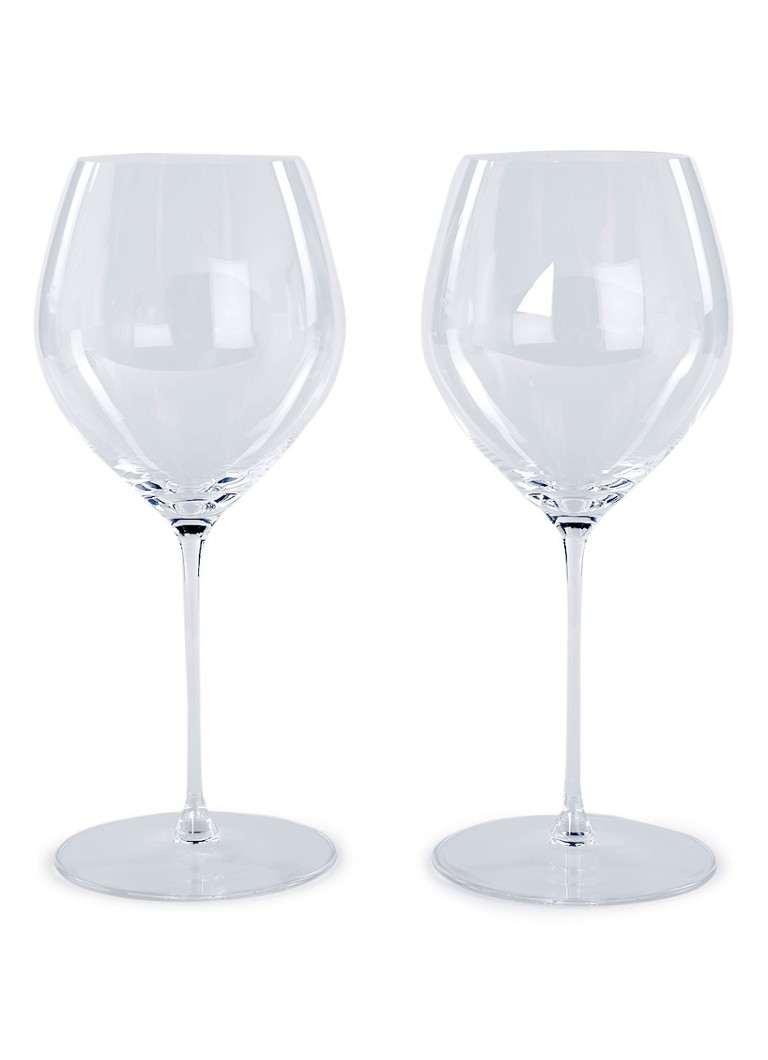 Riedel - Performance witte wijnglas 72 cl in set van 2 - Transparant
