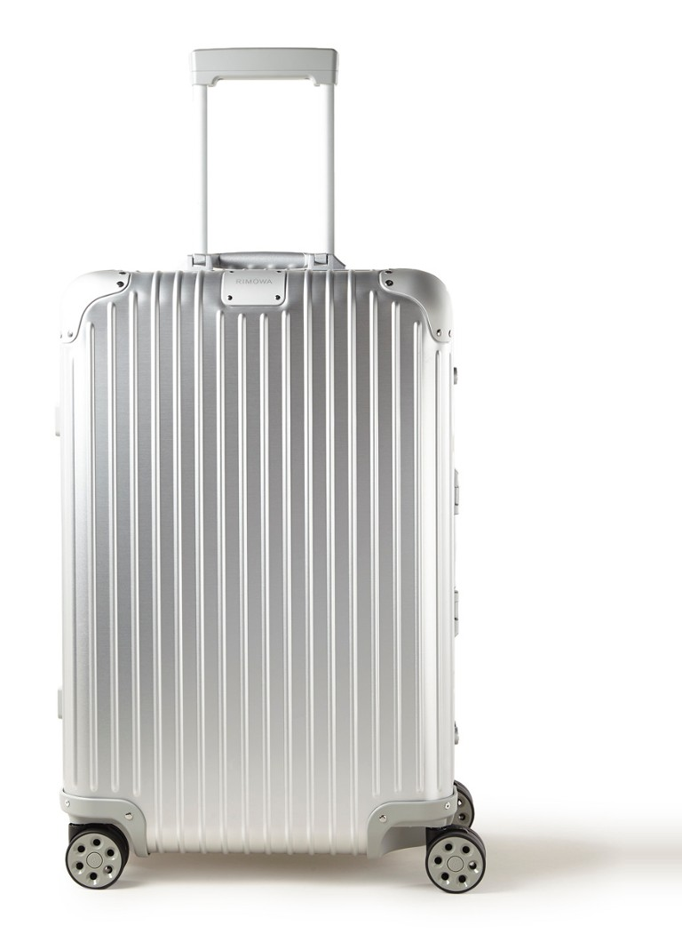 Rimowa - Original Check-In spinner 69 cm  - Zilver