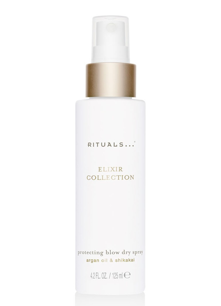 Rituals - Elixir Collection Blow Dry Spray - laque protectrice - null