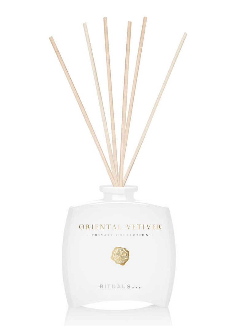 Rituals - Oriental Vetiver Private Collection geurstokjes 100 ml -