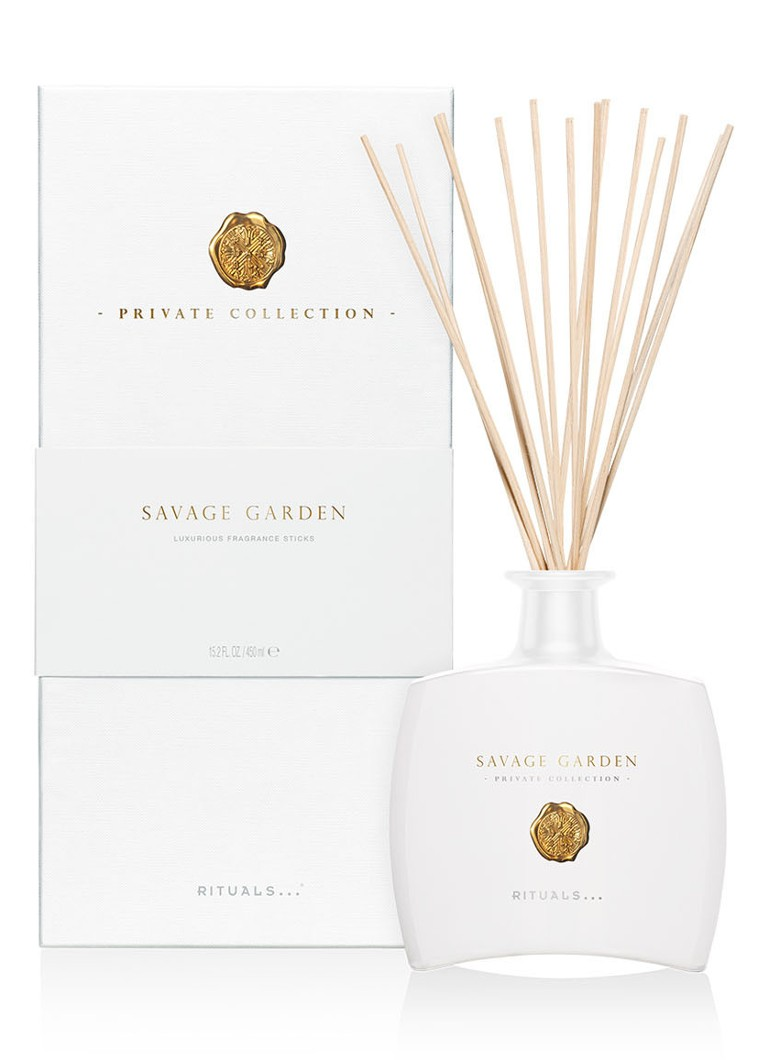 Rituals - Savage Garden Private Collection geurstokjes 450 ml -
