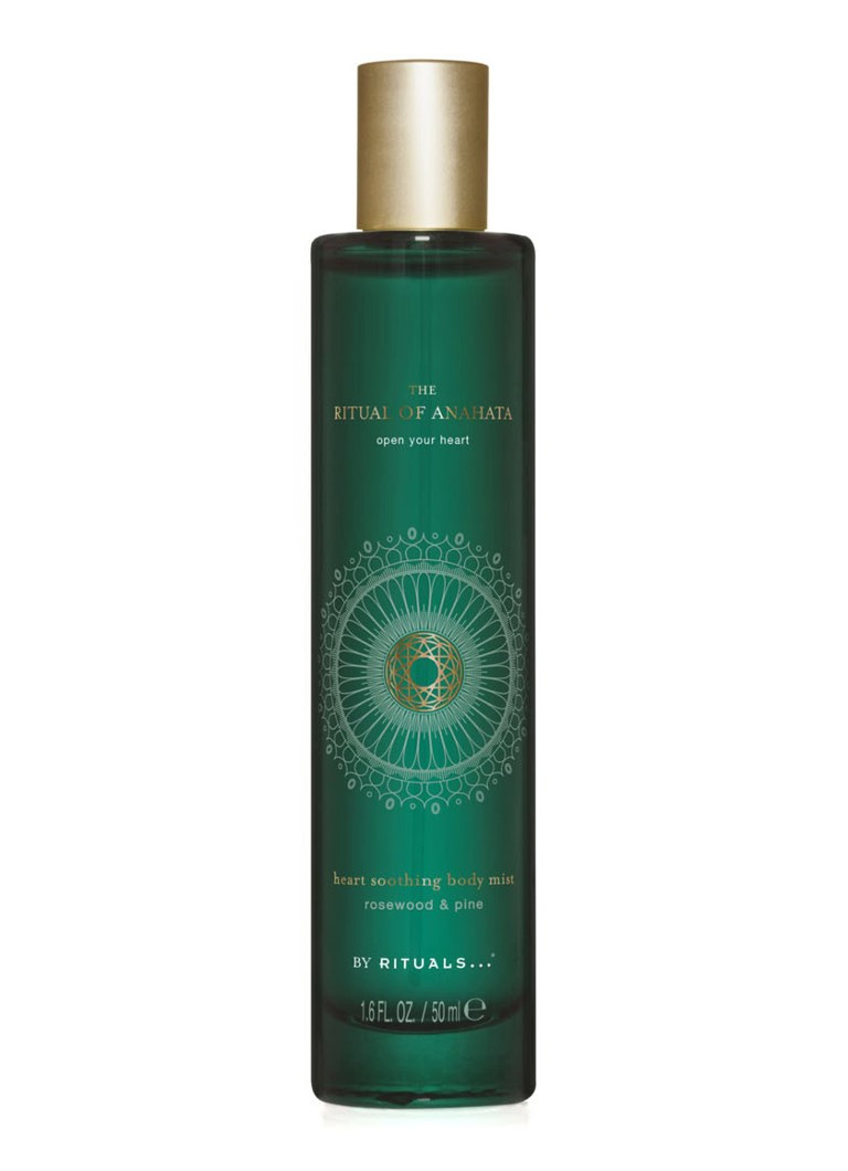 rituals the ritual of anahata bed body mist de bijenkorf. Black Bedroom Furniture Sets. Home Design Ideas