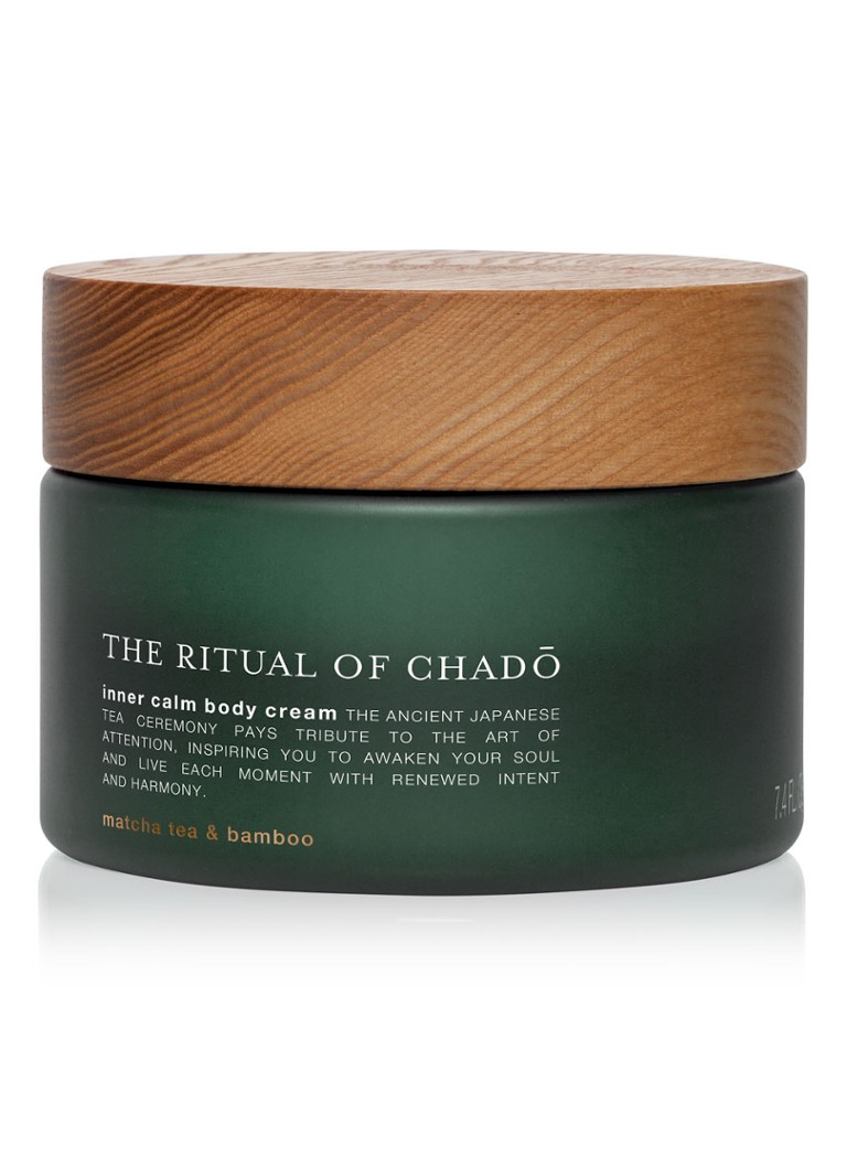 Rituals - The Ritual of Chado Body Cream - Limited Edition bodycrème - null