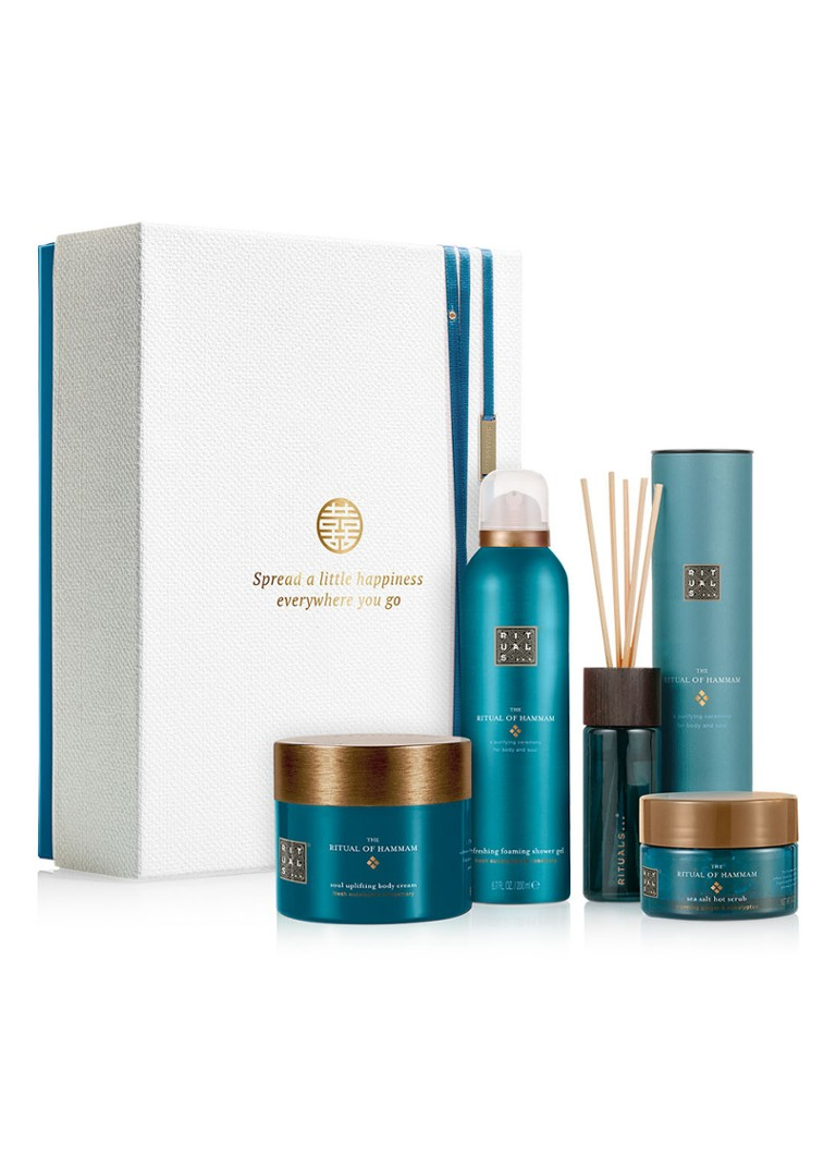 Rituals - The Ritual of Hammam - Purifying Collection 2019 verzorgingsset -
