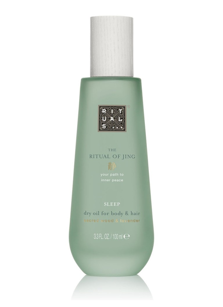 Rituals - The Ritual of Jing Dry Oil - lichaams- en haarolie - null